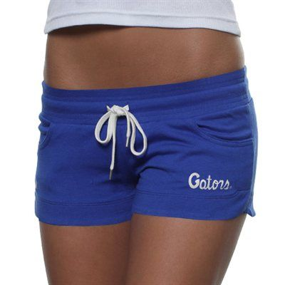 Hurley Florida Gators Women's Cruiser Knit Shorts - Royal Blue