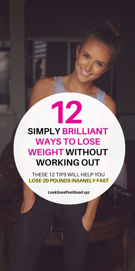 12 simply brilliant ways to lose weight without working out | weight loss tricks hacks | weight loss...
