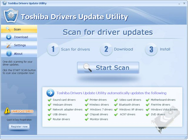 driver forWindows 10 (32bit64 bit) screenshot Smart stuff - spreadsheet compare 2013 64 bit