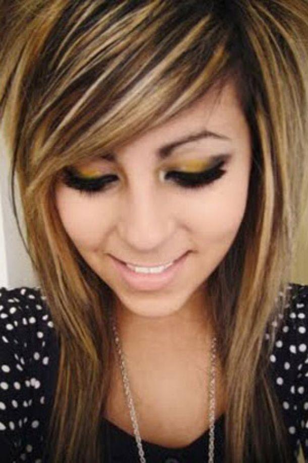 Medium Length Hairstyles Ideas   hairstyles   Pinterest   Mid ...