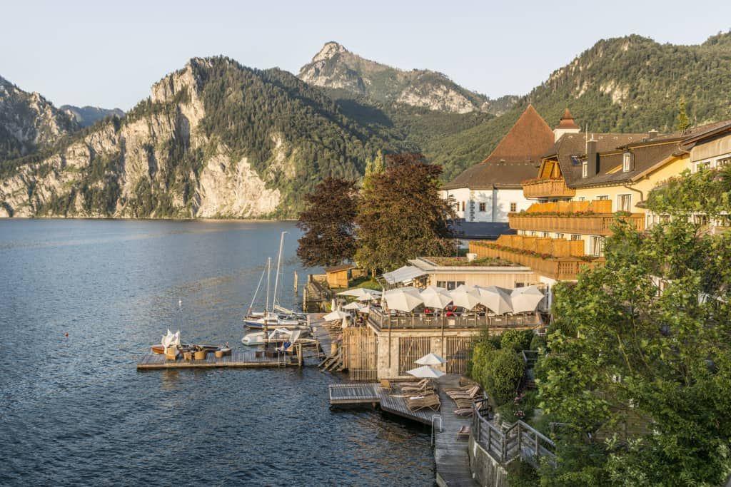 Haus am See Urlaub am see, Haus am see und Restaurant am