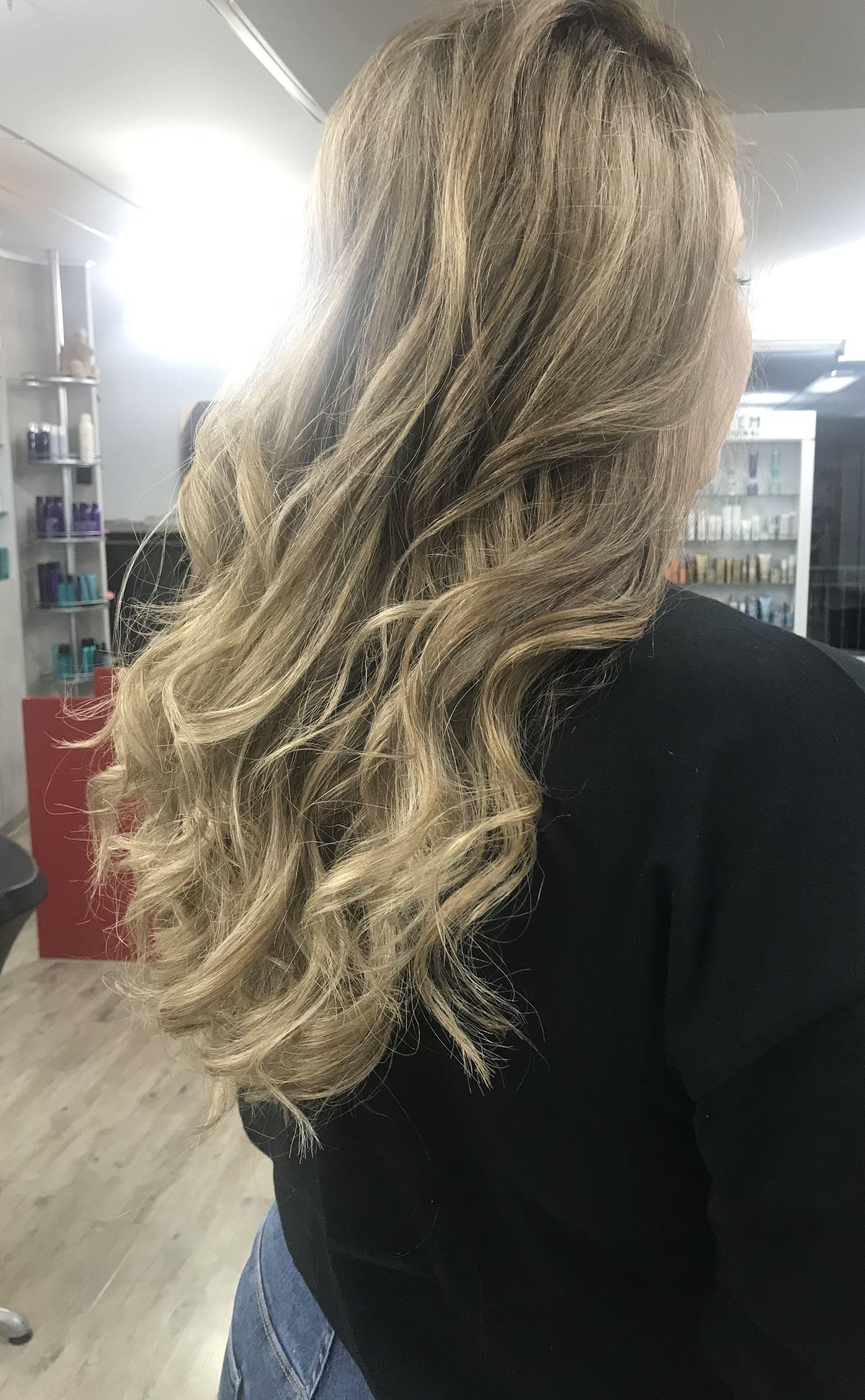 pin von anna baloney auf hair