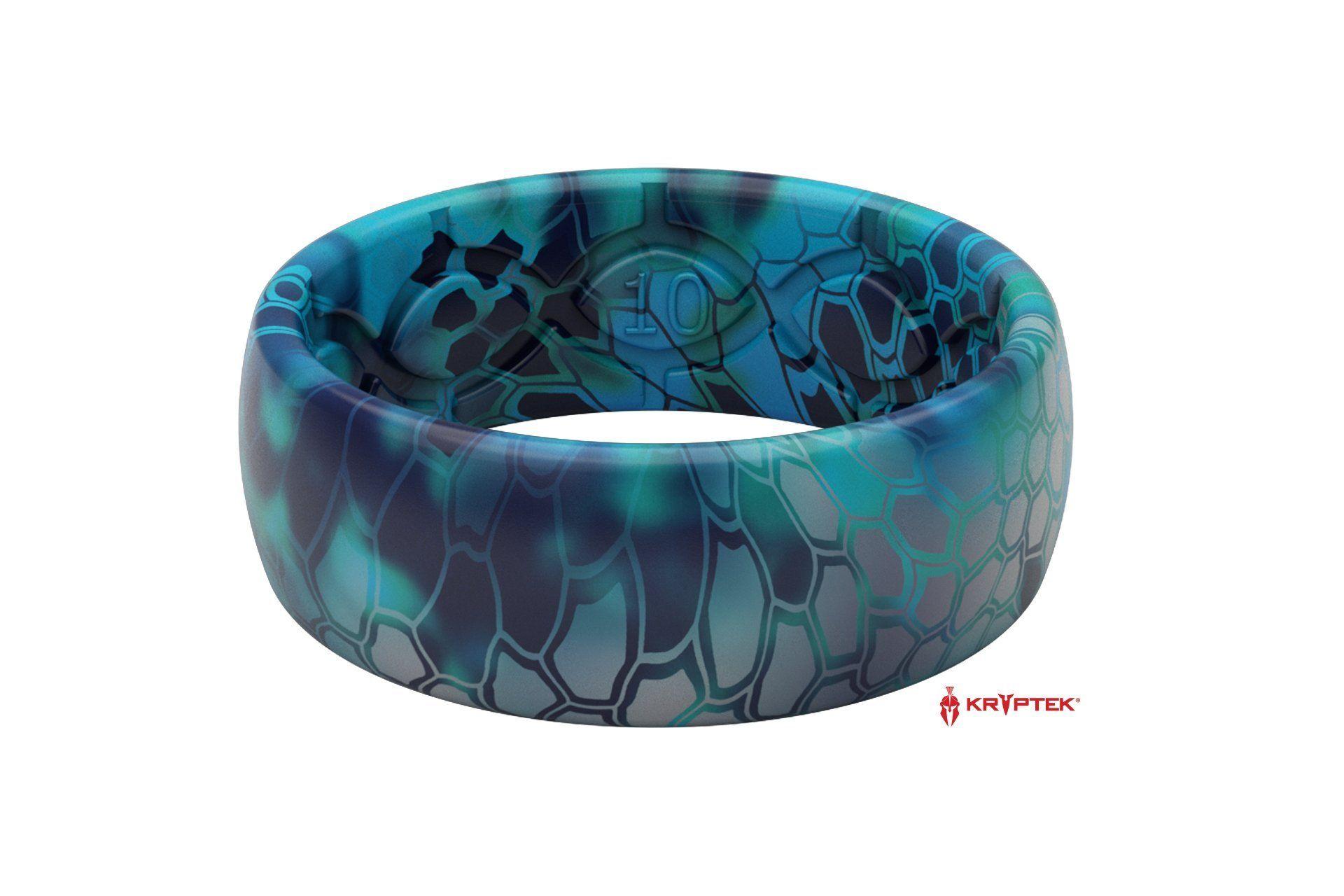 Original Camo Kryptek Pontus Camouflage Silicone rings