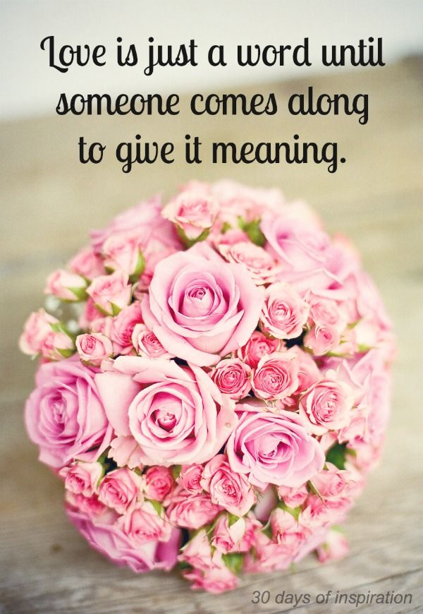 Give Love Meaning wedding love quote inspiration | quotes about ...