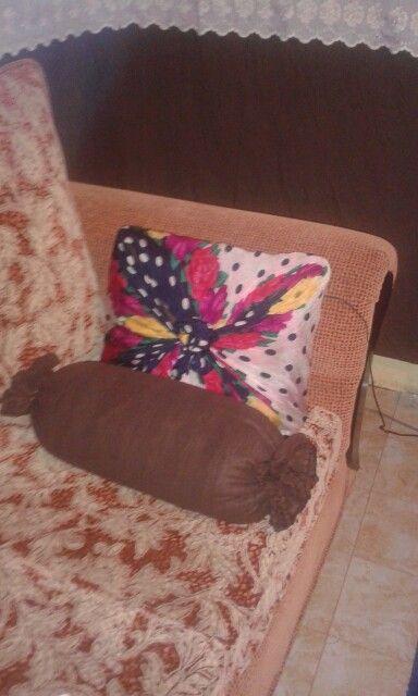 Diy scatter pillows