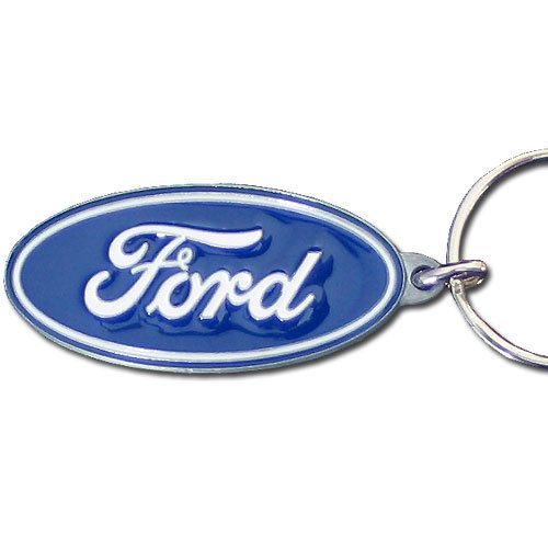 Ford Oval Keychain Ford Key Rings Chains For Men