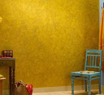 Mustard | 6 | Textured wall paint designs, Asian paints wall