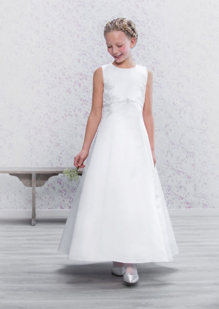 Holy Communion Dress - Emmerling 70167 - NEW 2016 - Lace ...
