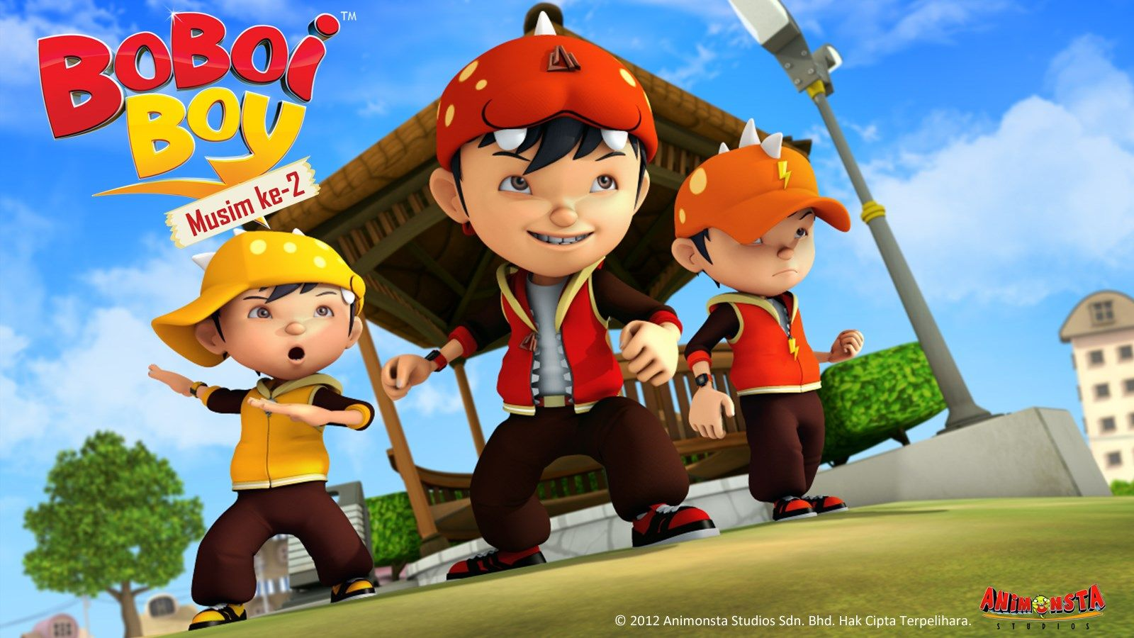 boboiboy musim 2 wallpaper Wallppapers Gallery