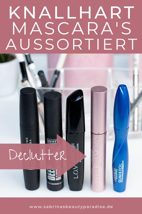 Make Up Declutter + Umstellung auf crueltyfree Beauty