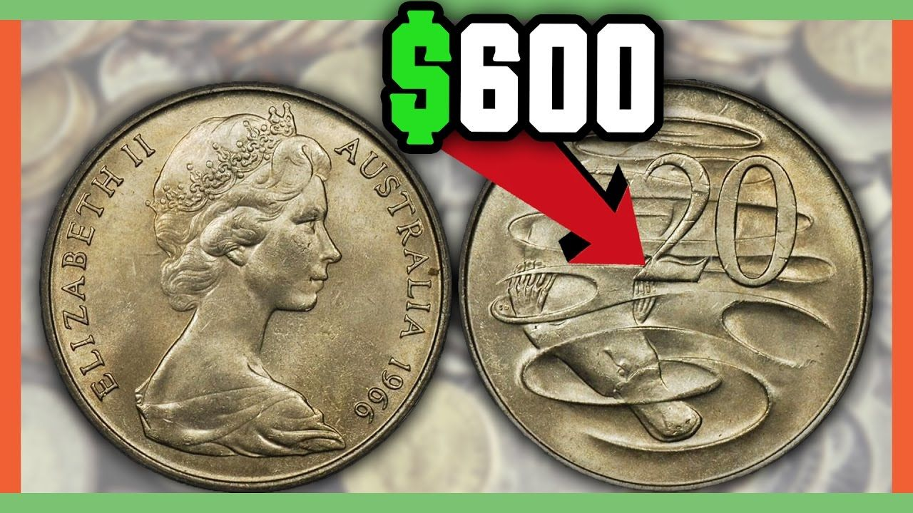 RARE AUSTRALIAN COINS WORTH MONEY - VALUABLE FOREIGN COINS