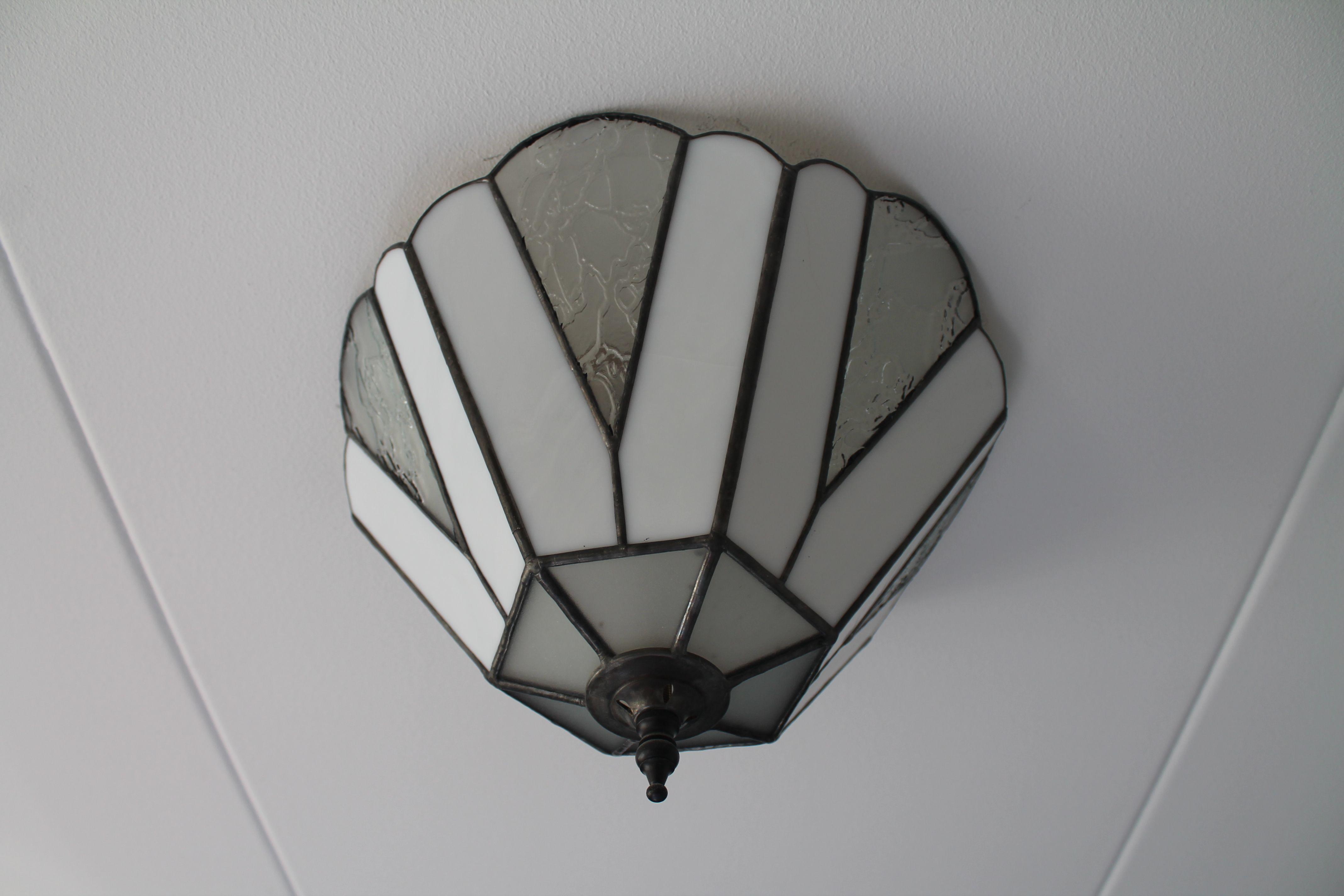 Plafoniere Tiffany : Plafoniere lamp