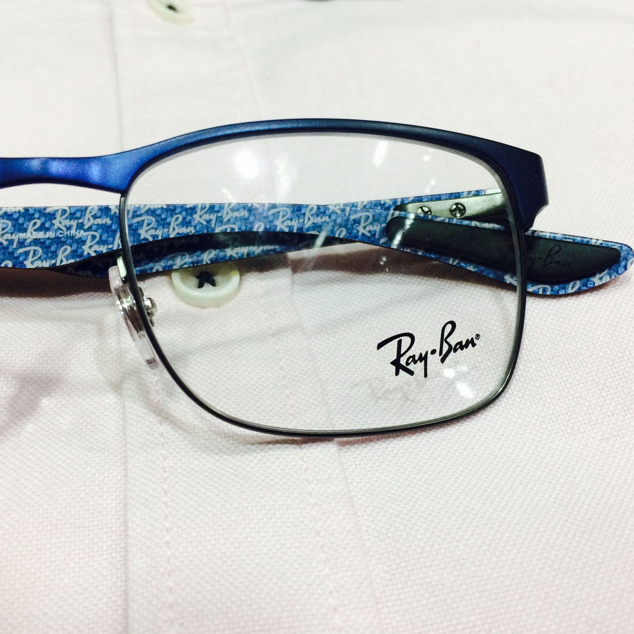 b00d20c472 Ray-Ban RB8416 2914 Gunmetal   Blue Matte Carbon Fiber 53O17 145mm   carbonfibre  eyewear  raybaneyeglasses  raybanglasses  authentic   rarezaoriginal  rareza ...