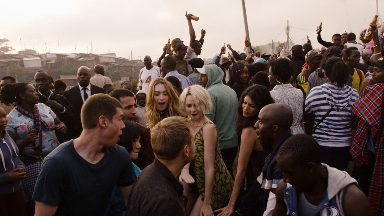 Lamounier reviews 'A Christmas Special', an episode of the Netflix series Sense8.