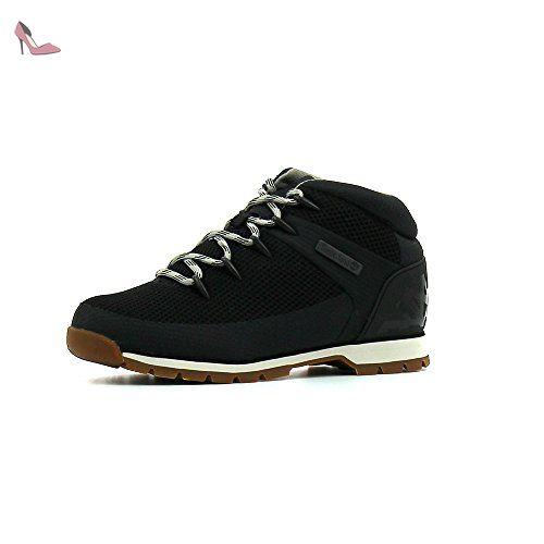 Timberland Euro Sprint Fabric Black CA1FXJ, Boots - 44 EU - Chaussures timberland (*Partner-Link)