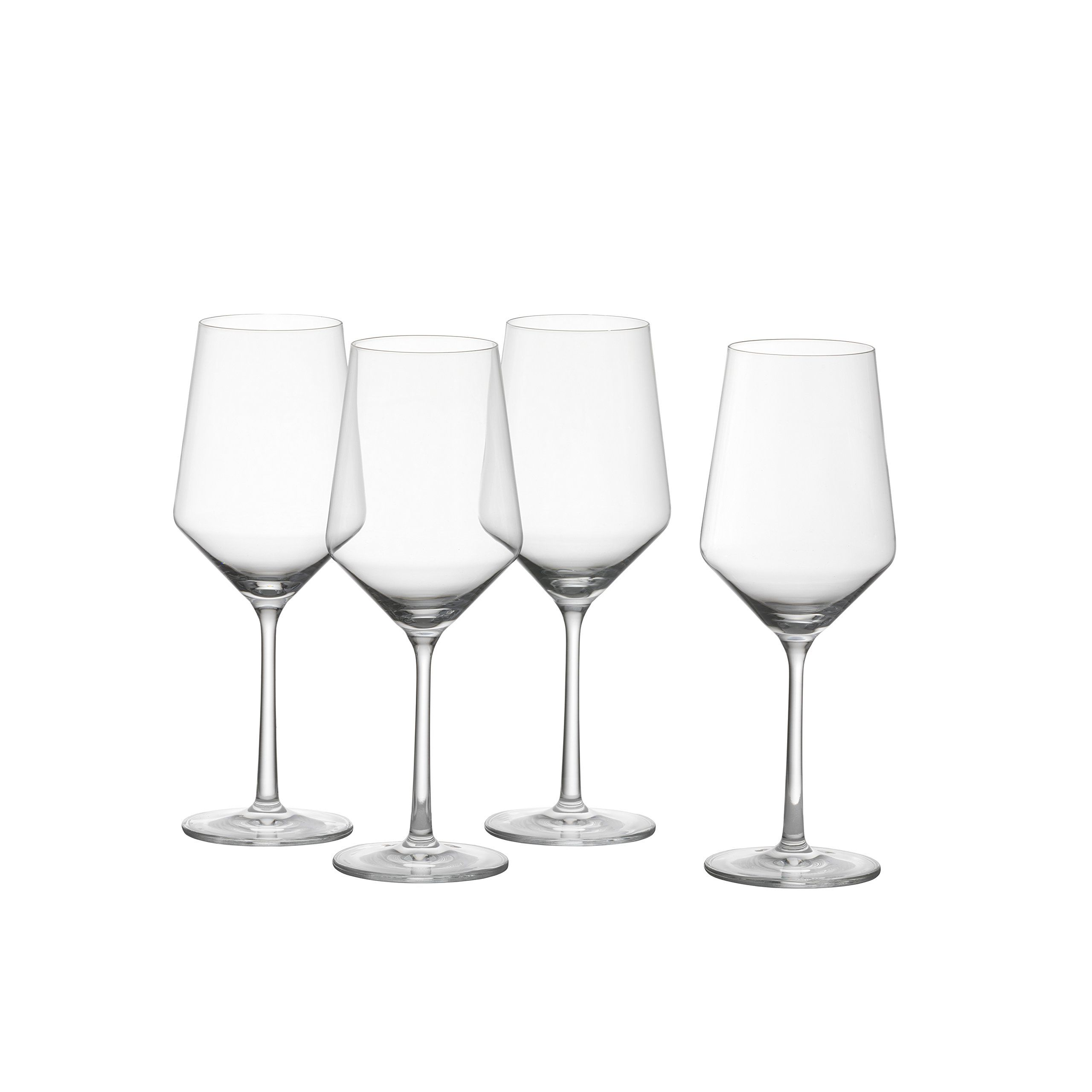 Schott Zwiesel Tritan Crystal Glass Pure Stemware Collection Cabernet All Purpose Red Or White Wine Glass 18 2ounce Schott Zwiesel Red Wine Glasses Wine Glass Schott zwiesel tritan crystal glass