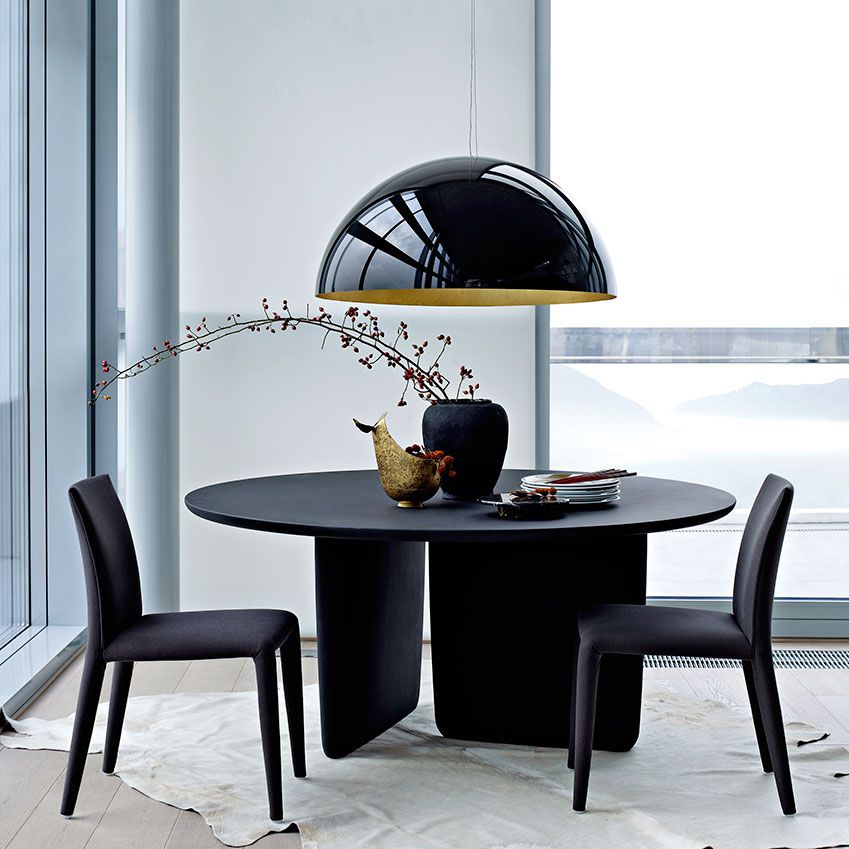 Result Of Ahwahnee Dining Room: Image Result For Black Lacquered Console Elle Decoration