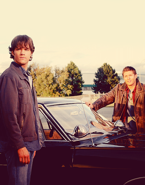 Sam and Dean #Supernatural