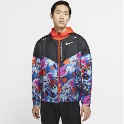 Photo of Nike Windrunner Men's Running Jacket – Black Nike