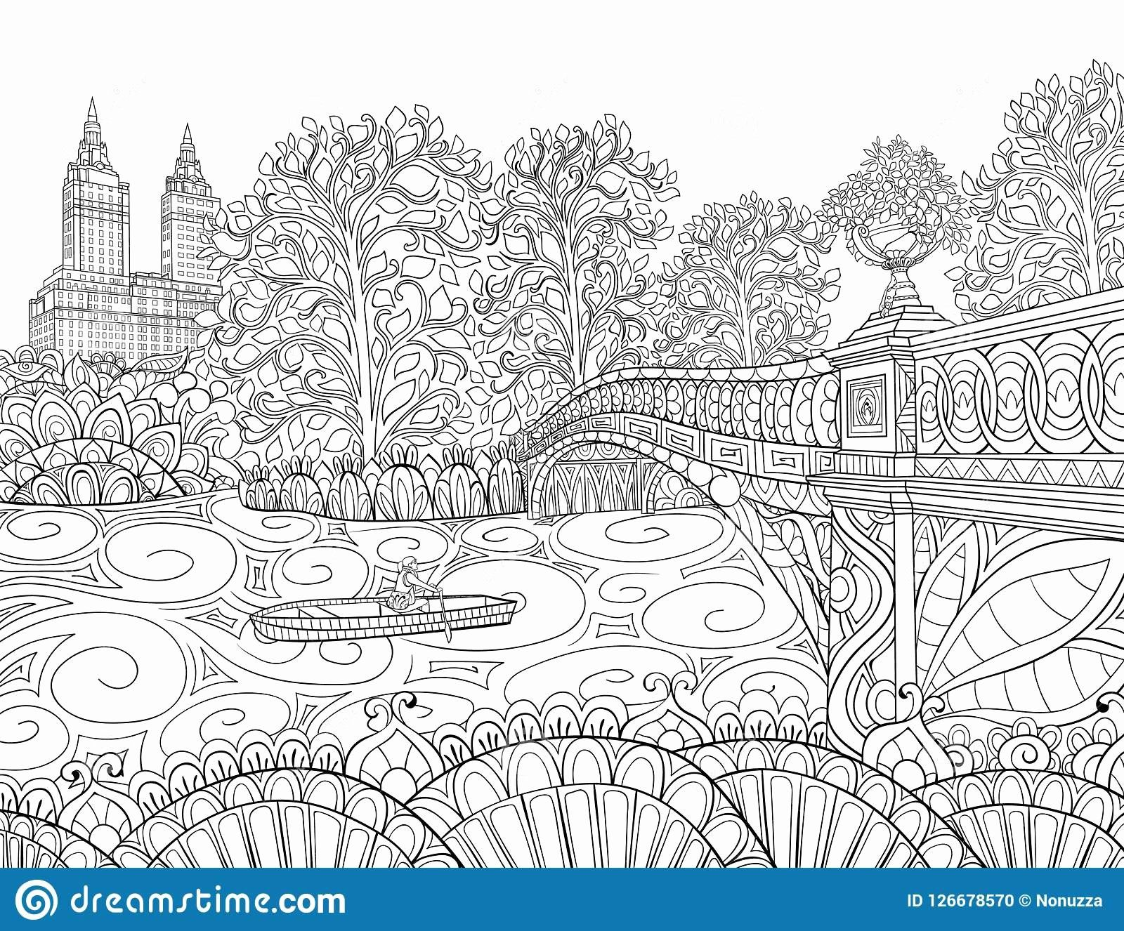 Pin On Tree Coloring Pages