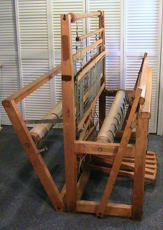 Pin On Weaving Loom And Warping