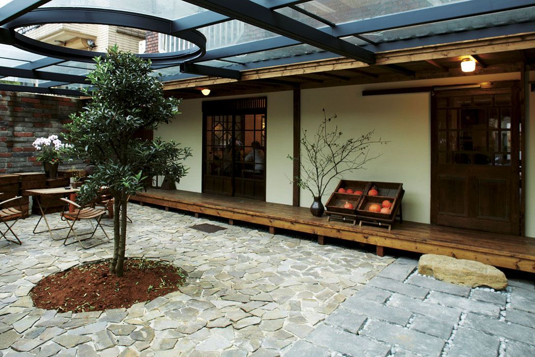 法國巴黎珍珠茶館Zen Zoo回台北