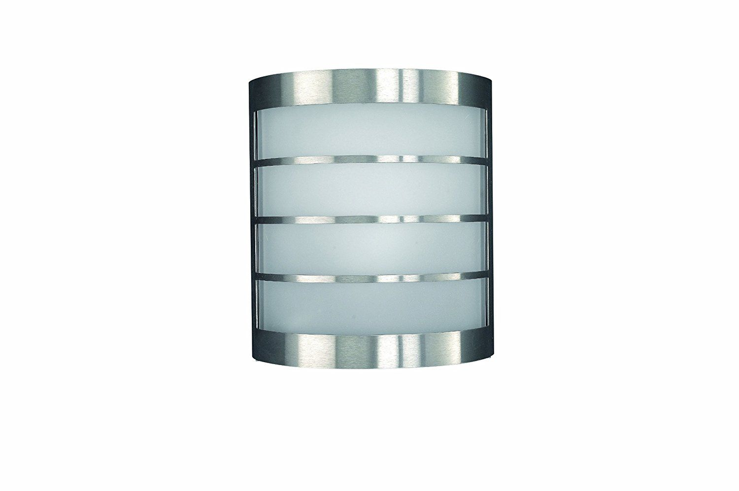 Massive calgary outdoor wall light stainless steel includes x