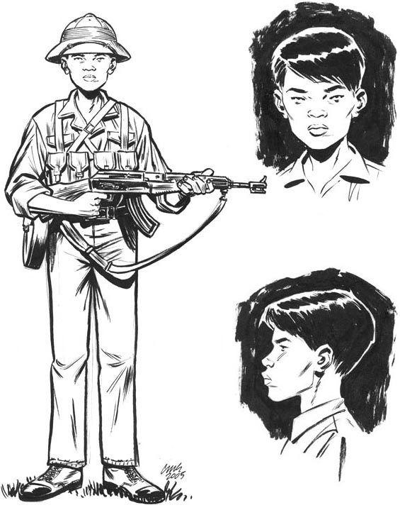 National Liberation Front Vietnam | ... Vietnam (Nordvietnam) Fahne des Vietcong (NLF-National Liberation