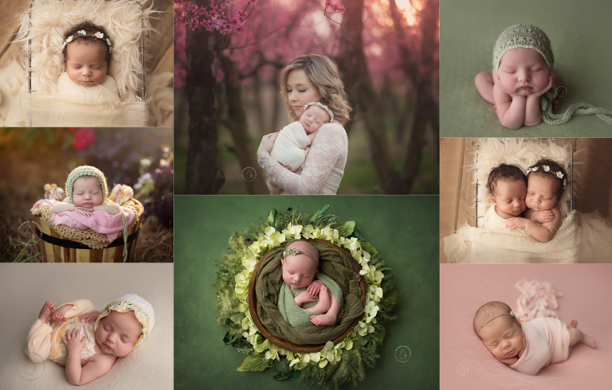 Newborn Photography Canada