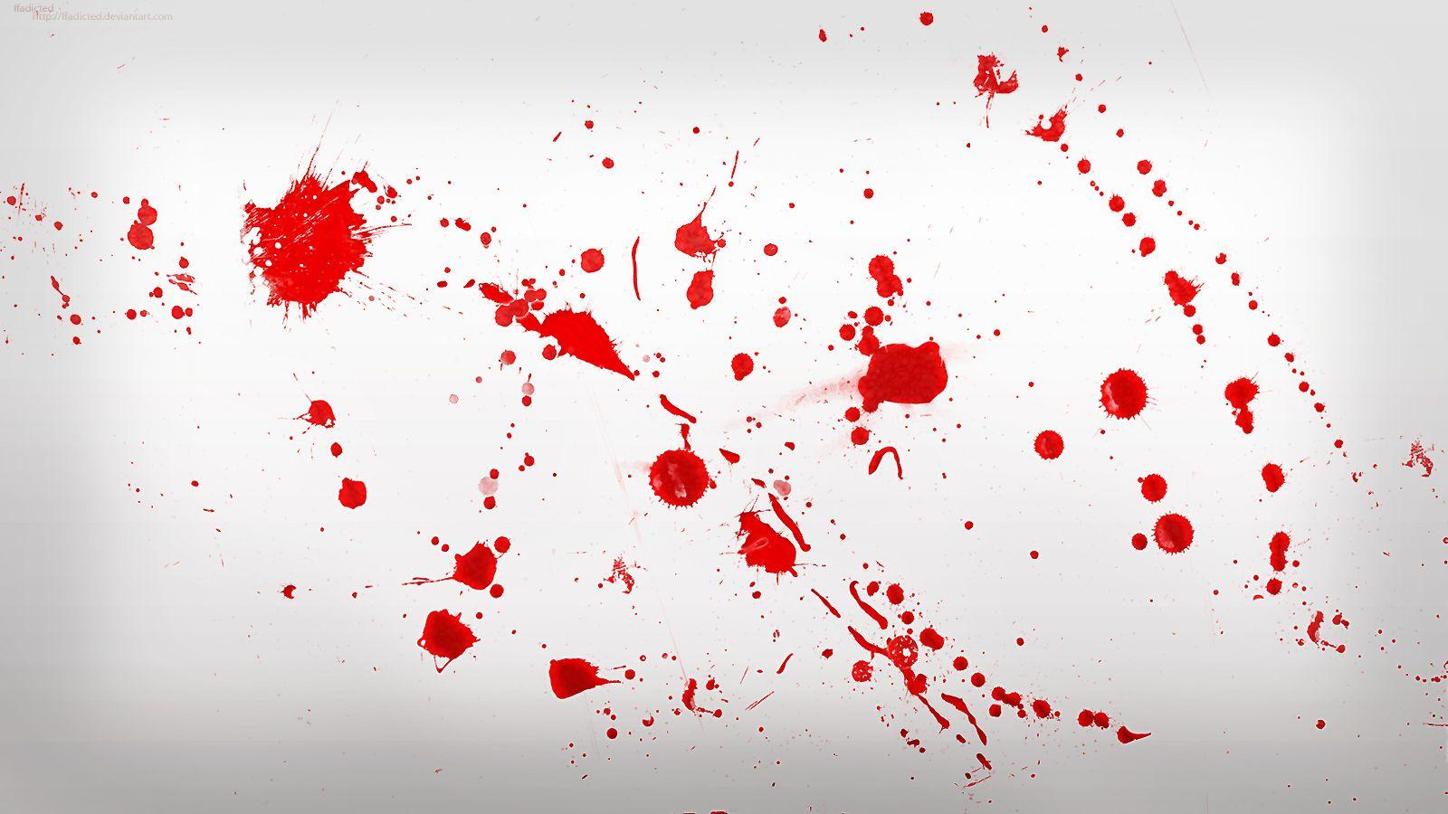 Pin On Blood Splatter