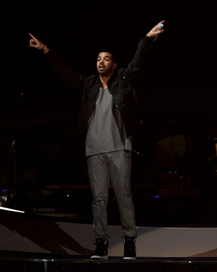 It feels good to be back. Drake returns for a performance in his hometown, Toronto, on Oct. 24