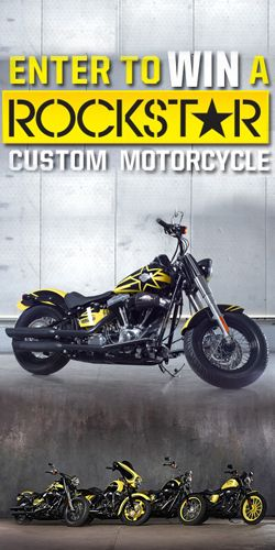Free sweepstakes and giveaways enter to win motorcycle sweepstakes
