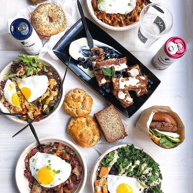 How Amazing Does @chowdowndetroit's Breakfast At