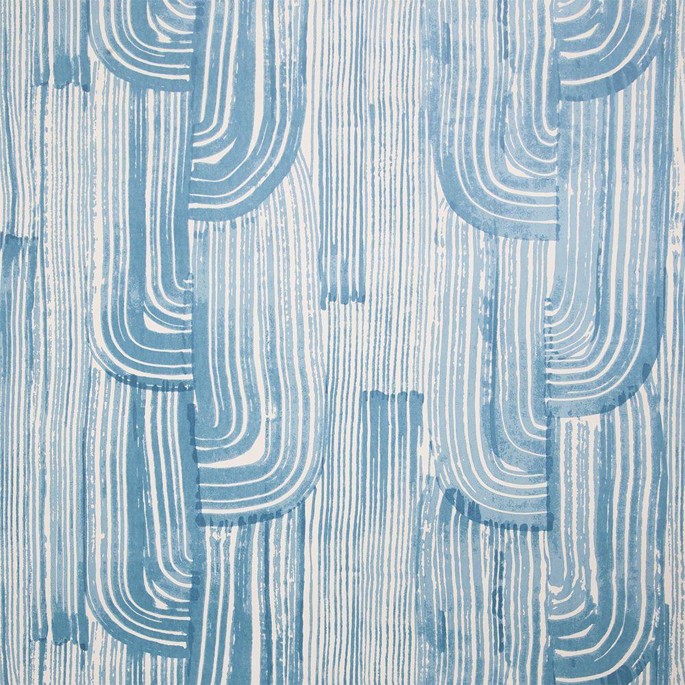 Crescent Wallpaper by Kelly Wearstler in 2021 | Wallpaper ...