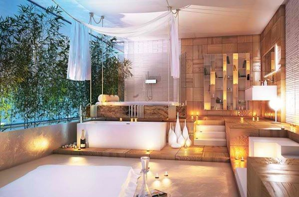 Stilvolle moderne badezimmer von moma design home sweet home - Badezimmer 50er ...