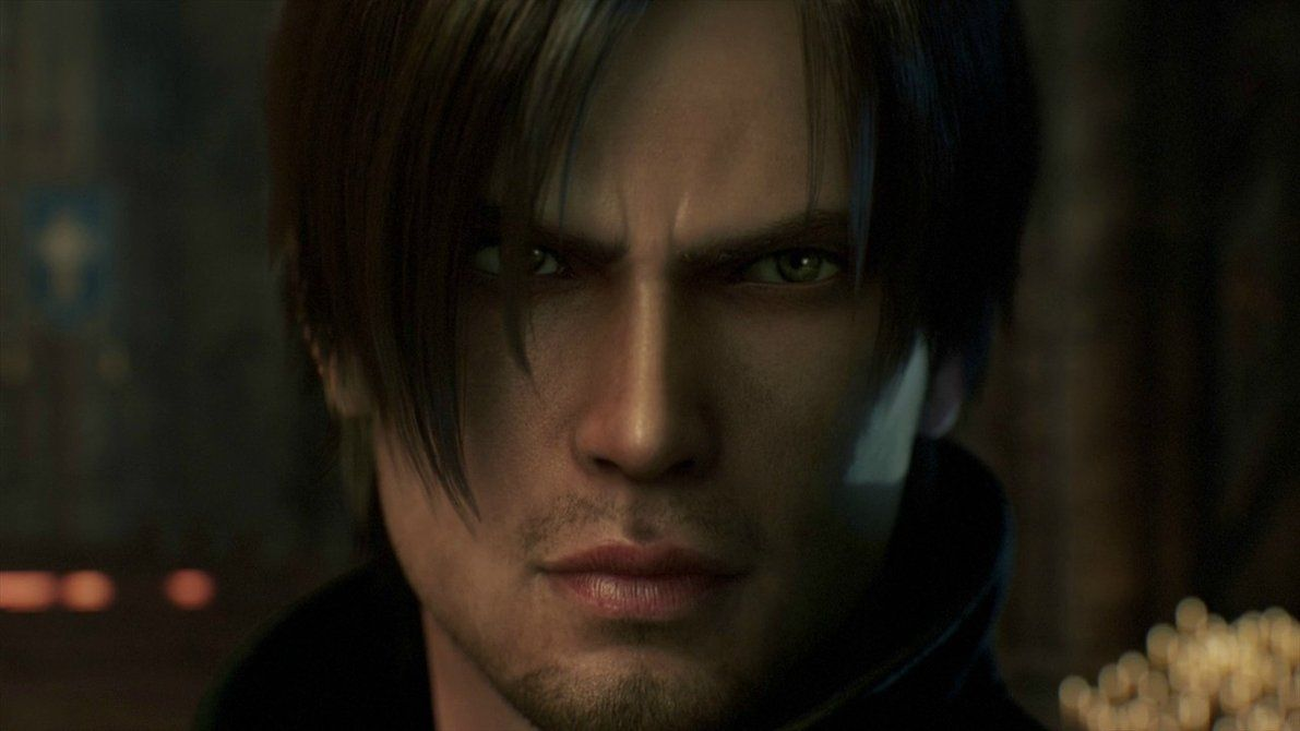 leon s kennedy hairstyle name - hairdoes
