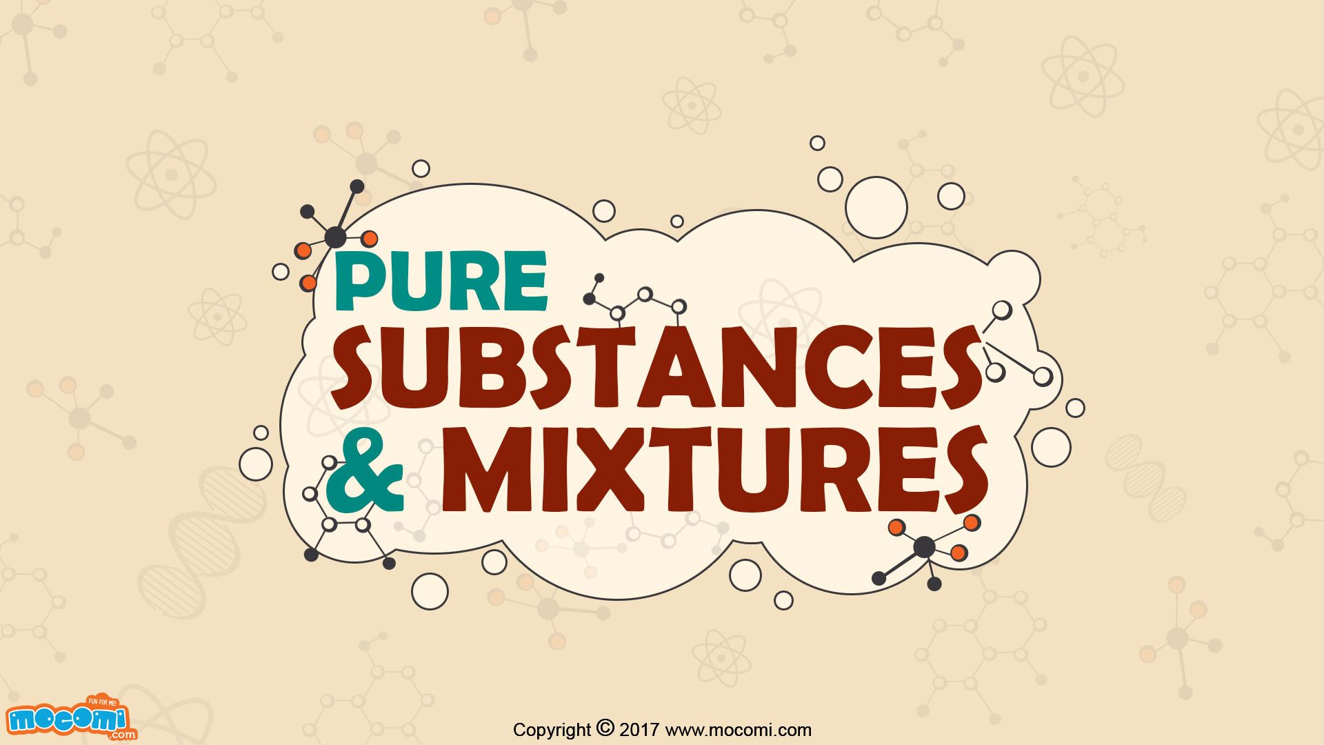 Updated Learning Mixture And Pure Substance