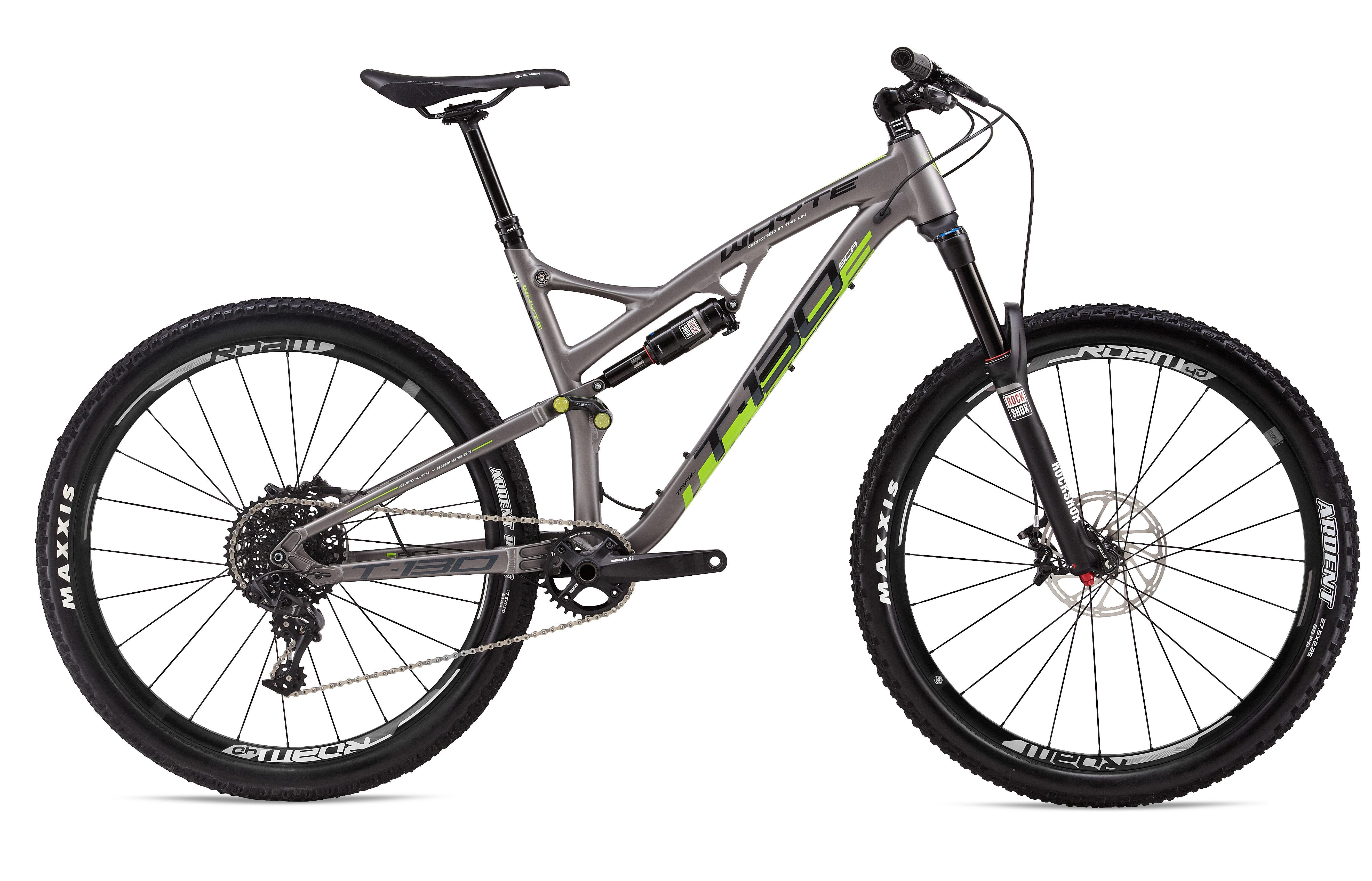 T 130 Works Scr 2999 Whyte Bikes Best Mountain Bikes