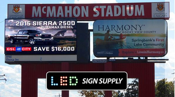 Outdoor Electronic Signs Prices