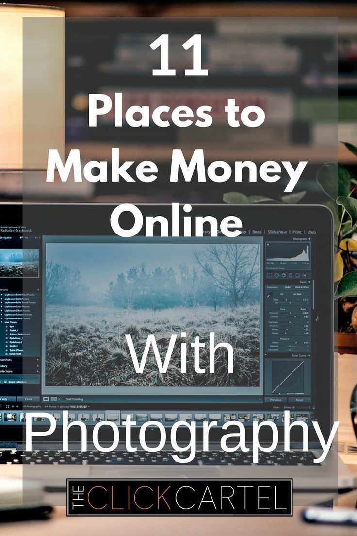 Wishing you could make money from your photos for fun or profit? Here are 11 places that will buy them! #photography #workathome #affiliate