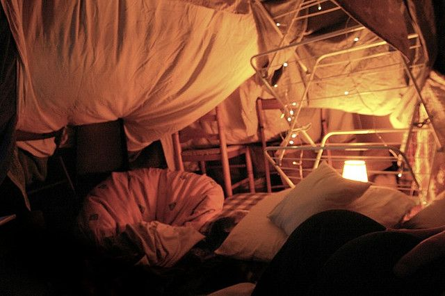 Build An Epic Fort That Takes Up Two Rooms AT LEAST