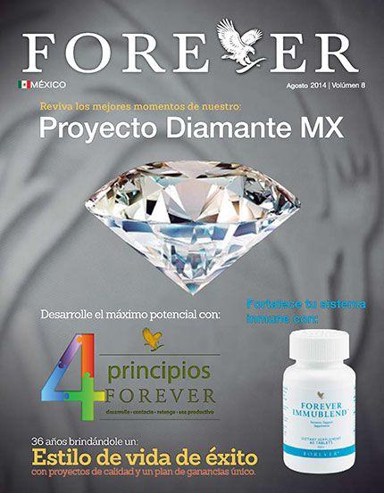 Boletín Forever   Agosto 2014