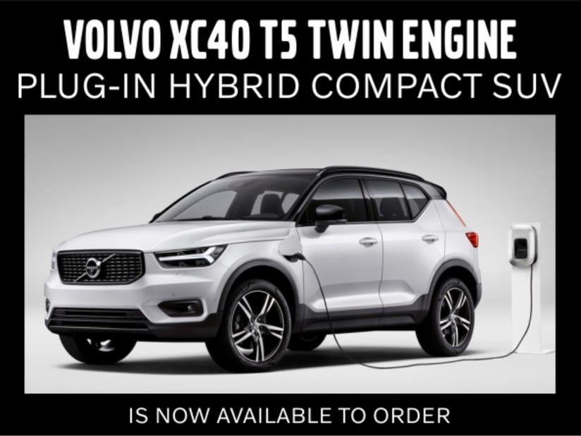 Volvo Xc40 Plug In Hybrid In 2020 Volvo Volvo Xc Plugs