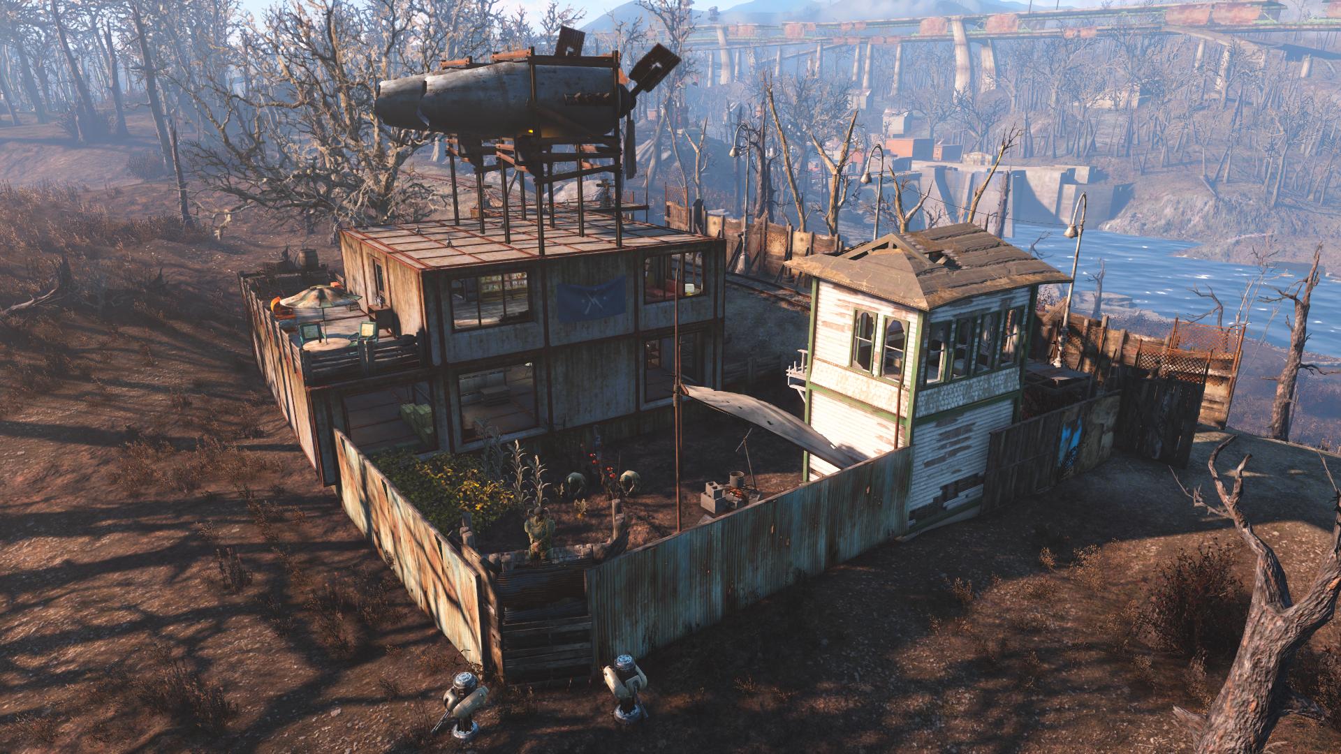 My Survival Settlement - Oberland Station - No Mods