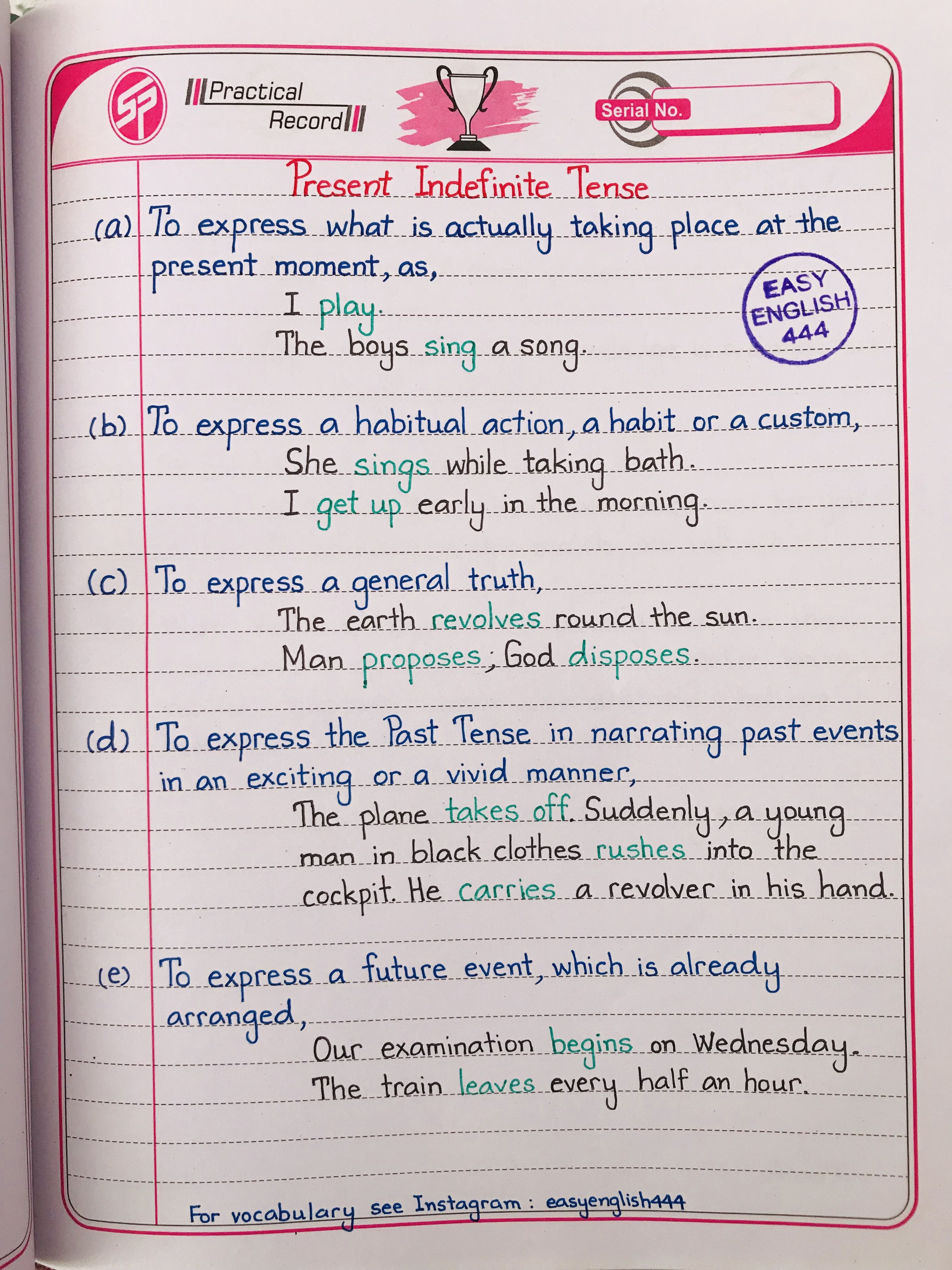 learn english grammar Learn english words, English