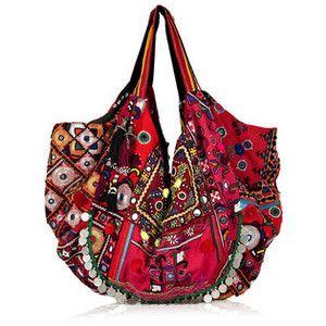 Simone Camille | Carryall embellished cotton shoulder bag