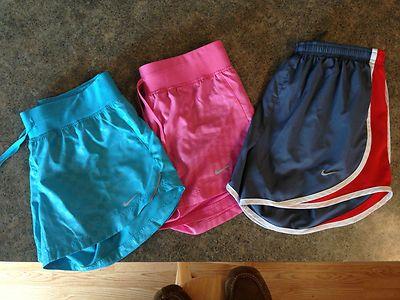 $9.50 xs nike running shorts
