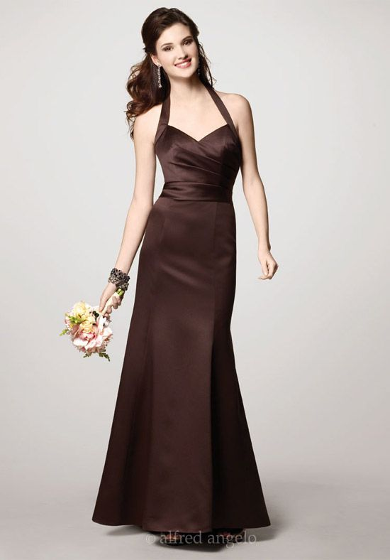 Chocolate Brown Bridesmaid Dresses - Ocodea.com