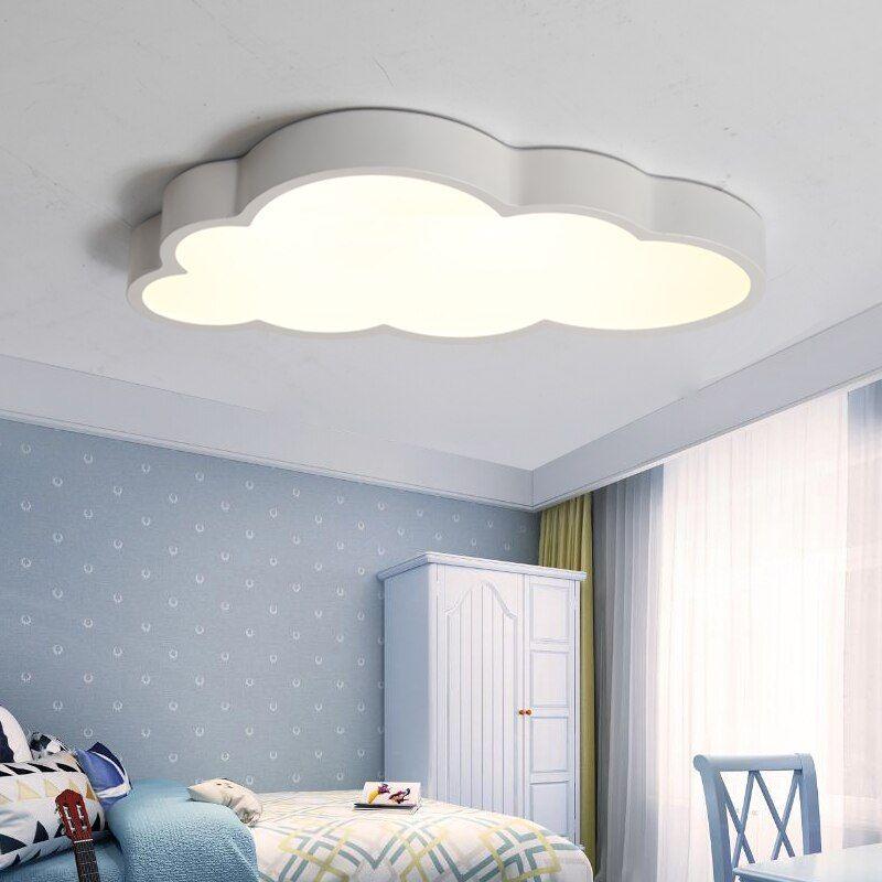 Wholesale Modern Led Cloud Ceiling Lights Children Baby Kids Lamp