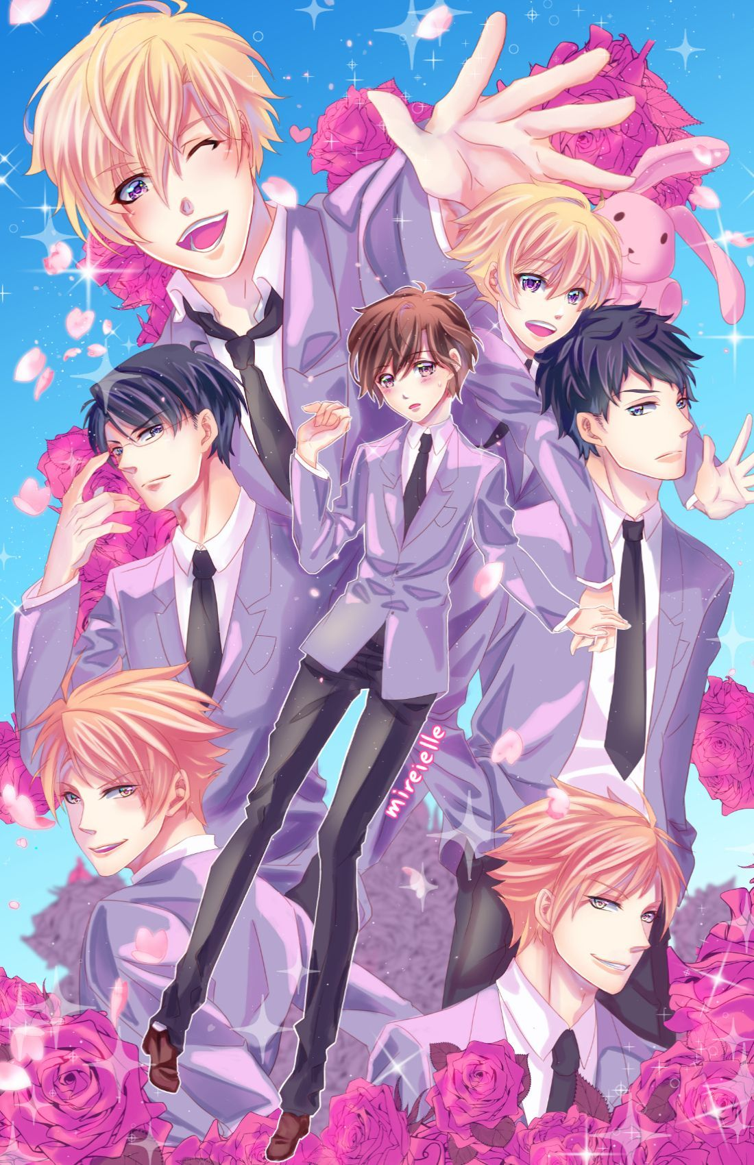 Pin by Cortesadilene on Ouran high school in 2020 Ouran